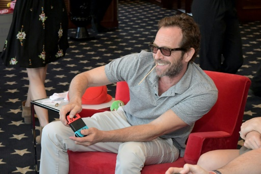 Luke Perry, star de