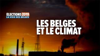 CLIMAT- une majorité des Belges estime que les gouvernements n'en font pas assez
