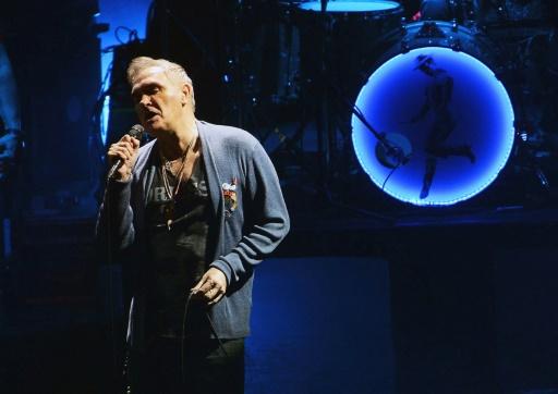 Le chanteur britannique Morrissey va se produire à Broadway