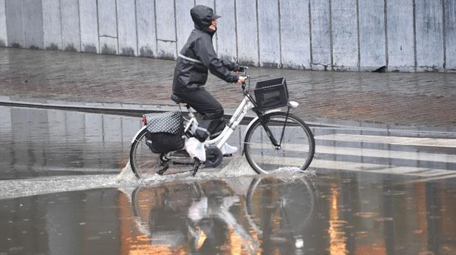 Prévisions météo: de la pluie et ça risque de durer...