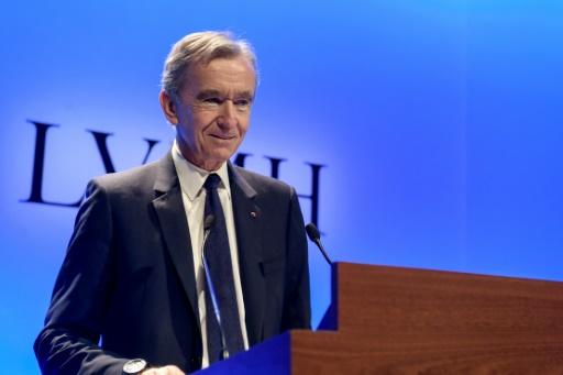 Bernard Arnault reste la 1ère fortune française et la 4e mondiale