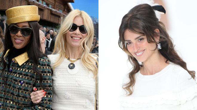 De Claudia Schiffer à Cara Delevingne: incroyable défilé d'égéries de Karl Lagerfeld pour sa toute dernière collection (photos et vidéo)