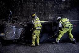 Dix pour cent des Belges ont un travail physique