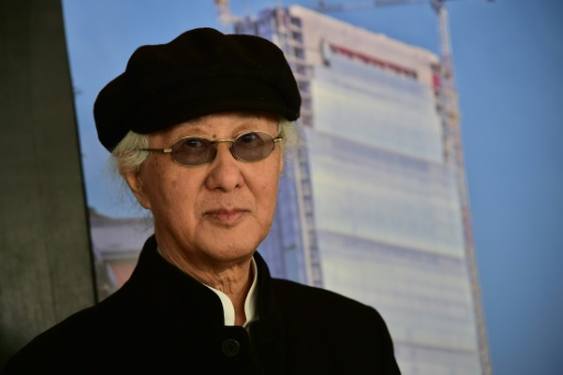 Le Japonais Arata Isozaki lauréat du prix Pritzker, le
