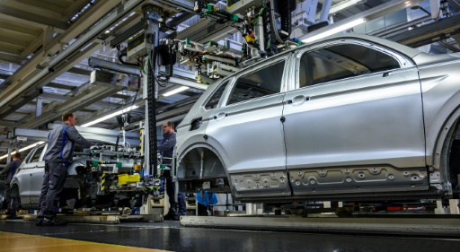 Les constructeurs automobiles allemands premières victimes des guerres commerciales