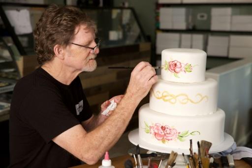 Mariage gay: un pâtissier et un Etat américain signent la trêve