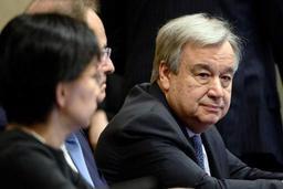 Mali: le secrétaire général de l'ONU voit des