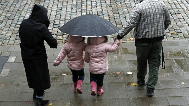 Prévisions météo: un mercredi pluvieux mais doux