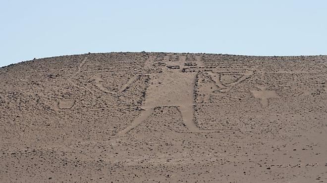 Trois Belges avaient roulé sur le géant d'Atacama, un site vieux de 1.000 ans au Chili: ils sont condamnés à la peine la plus sévère