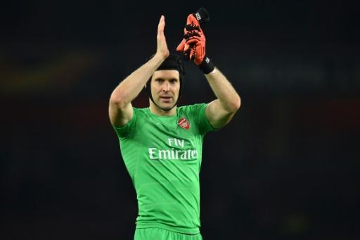 Ligue Europa: le grand Cech retourne à Rennes où il est devenu un géant