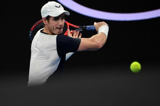 Tennis: Murray aimerait