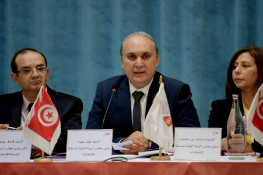 Tunisie: législatives le 6 octobre et présidentielle le 10 novembre
