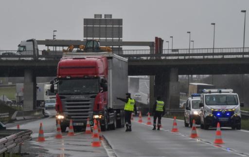 Eurostar : trafic perturbé par une grève du zèle des douaniers