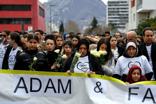 Mort de deux jeunes à Grenoble: nouveaux incidents après la marche blanche