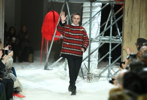 Calvin Klein abandonne la mode haut de gamme