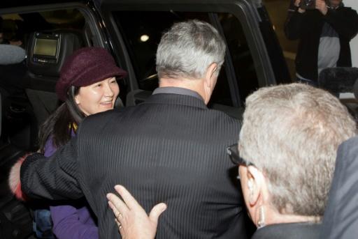 Canada: la défense de la dirigeante de Huawei craint une extradition