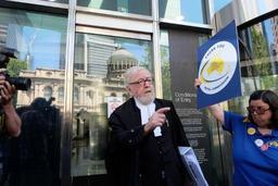 Australie: plainte civile contre le cardinal Pell
