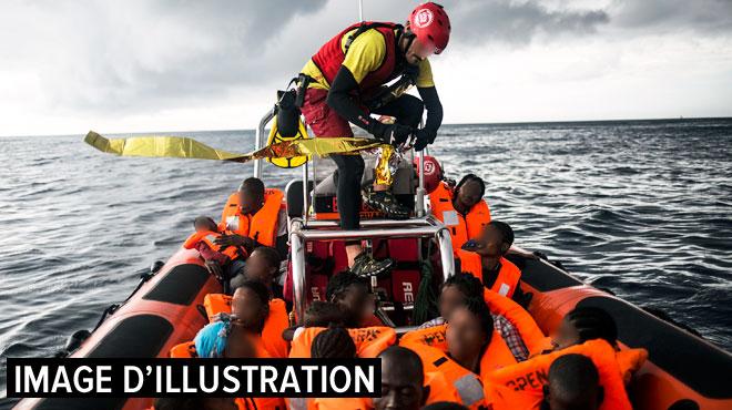 Deux enfants migrants périssent au large de la Grèce
