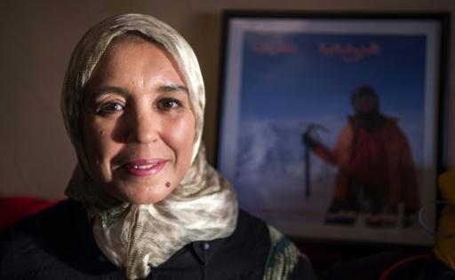 Bouchra Baibanou, une Marocaine