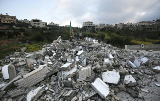 Israël rase la maison d'un Palestinien accusé d'attentats
