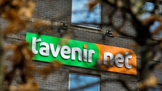 Désavoué par ses équipes, le directeur des rédactions de L'Avenir a évoqué des propos racistes: