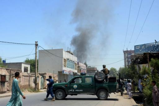 Afghanistan: au moins 16 morts dans l'attaque d'une entreprise dans l'est