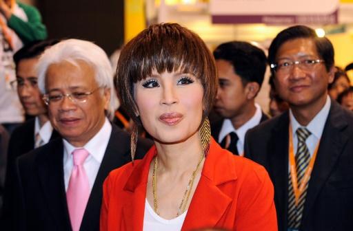 Thaïlande: dissolution d'un important parti d'opposition avant des législatives