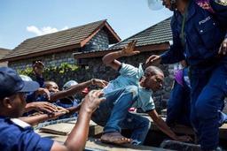 La réponse à l'épidémie Ebola en RDC doit être revue d'urgence