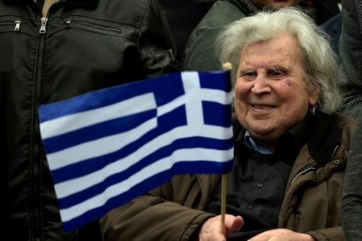 Grèce : le compositeur Mikis Théodorakis hospitalisé depuis une semaine
