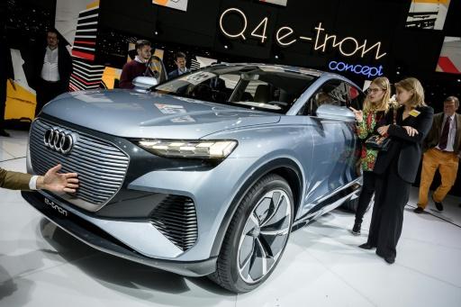 Automobile: première vente en ligne chez Audi dès 2019
