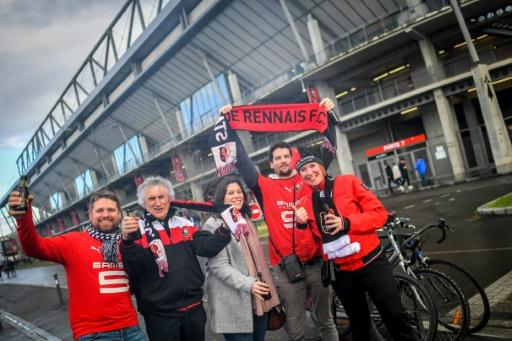 Rennes a connu l'ivresse des grands soirs européens