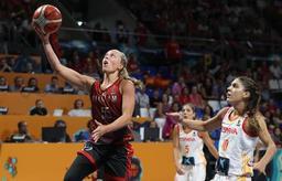 Eurocoupe FIBA (dames) - Défaite pour Julie Allemand, victoire pour Kim Mestdagh