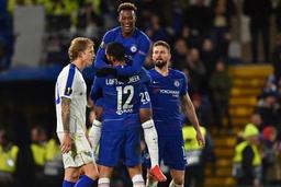 Europa League - Chelsea et Naples assurent et prennent une option sur les quarts de finale