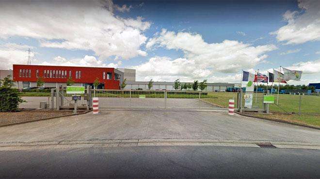 Fuite d'ammoniaque dans une usine à Mouscron: huit travailleurs à l'hôpital