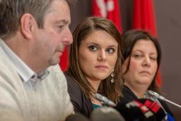 Six femmes de trois partis demandent que les droits des femmes soient une priorité