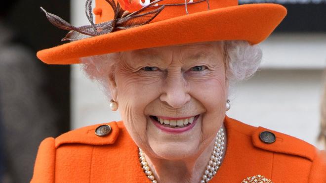Le premier post Insta de la reine Elizabeth II