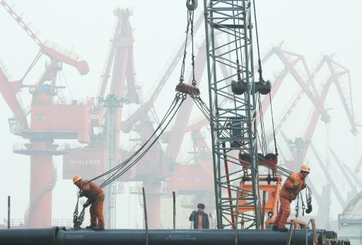 Chine: les exportations s'effondrent de 21% en février, regain d'inquiétude sur l'économie