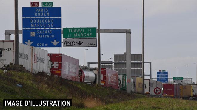 Drame à Calais: