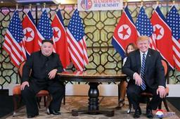 La Corée du Nord reconnaît pour la première fois l'échec du sommet Kim-Trump