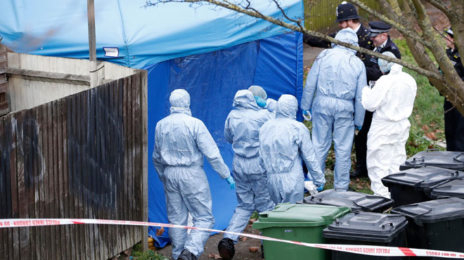 Une Française de 34 ans tuée et enterrée dans son jardin à Londres: elle avait disparu depuis quelques jours