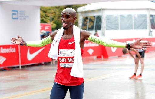 Athlétisme: Farah pourrait faire son retour sur piste aux Championnats du monde