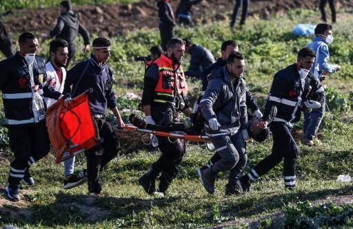 Gaza: un Palestinien tué par des tirs israéliens lors d'affrontements