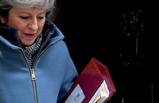 Brexit: les dirigeants britanniques et européens dans un dialogue de sourds