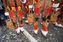 Le 117e carnaval de Nivelles attend 50.000 personnes de samedi à mardi