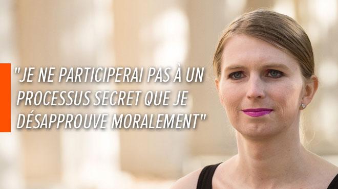 Chelsea Manning, ancienne source de Wikileaks, à nouveau incarcérée: elle refuse de répondre dans une enquête