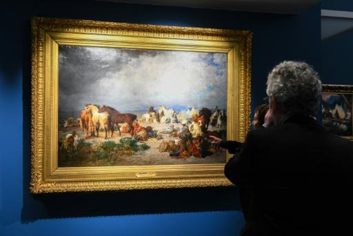 Peinture: à Roubaix, l'orientalisme singulier de Guillaumet, témoin de la colonisation de l'Algérie
