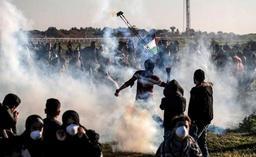 Conflit israélo-palestinien - Tir d'une roquette de la bande de Gaza vers Israël, riposte israélienne