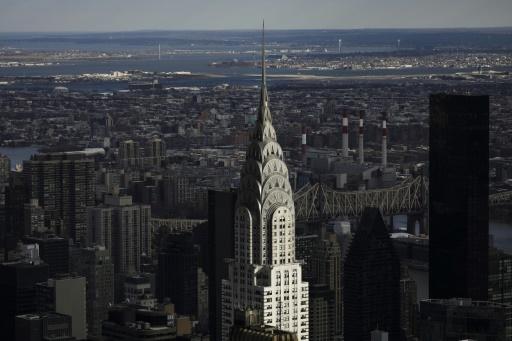Immeuble emblématique de New York, le Chrysler Building vendu à perte (presse)