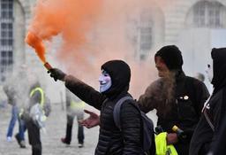 Gilets jaunes - Quelque 28.600 manifestants samedi en France, selon le ministère de l'Intérieur