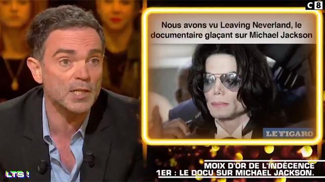 Fan de Michael Jackson, Yann Moix juge IMPOSSIBLE qu'il soit pédophile: voici son étonnante théorie (vidéo)